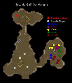 Mapa da Toca