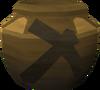 Plain mining urn (nr) detail
