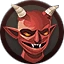 Red Imp kills icon