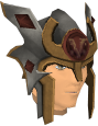 Relic helm of V chathead