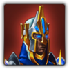Saradominist war robes icon (male)