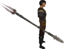 Sunspear (melee) equipped