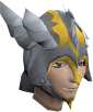 Valkyrie helmet chathead