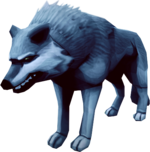Wolf (Heart of Gielinor)