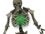 Skeleton (Smoking Kills)