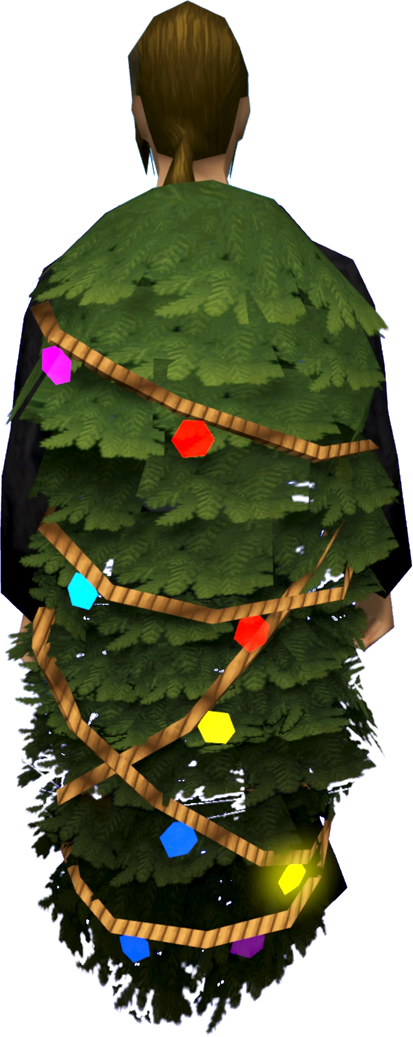 Christmas Tree Cape Runescape Wiki Fandom Powered By Wikia