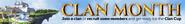 Clan month lobby banner