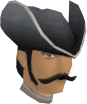 Colonist's hat (purple) chathead