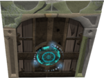 Divination door