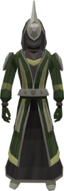 Ecto robes equipped