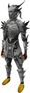 Elite sirenic armour set (Third Age) equipped