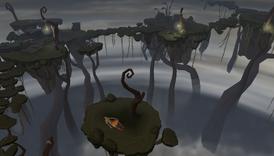 Ilhas do Planeta Naragi
