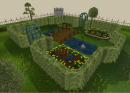 Ratcatchers Mansion garden