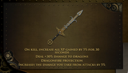 RuneFest 2015 - Invention example weapon