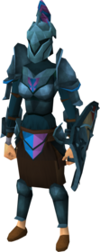 Rune heraldic armour set 2 (sk) equipped