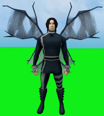 File:Spooky spider outfit equipped (male).png