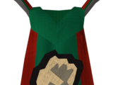 Strength cape
