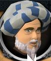 Ali Morissane cabeça