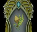 Clan Crwys cape