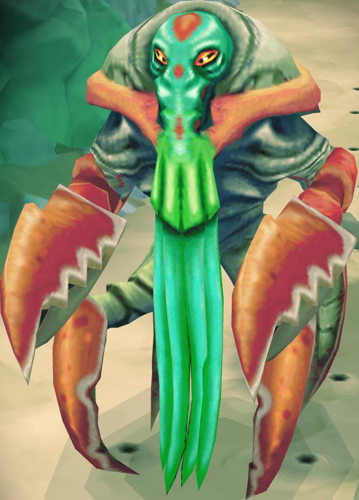 Crassian warrior | RuneScape Wiki | FANDOM powered by Wikia