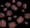 Promethium ore detail