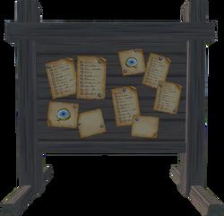 Quest Noticeboard