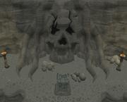WGS Ancient guthix tempelingang