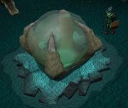 Ancient cavern orb