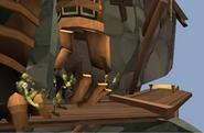 Bandos grabs goblins