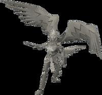 Basic Saradomin statue