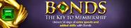 Bonds advert lobby banner