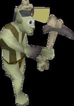 Cave goblin miner
