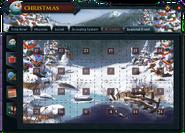 Christmas 2016 (Advent Calendar) interface