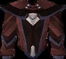 Dark mystic robe top