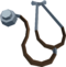 Master thief's stethoscope detail