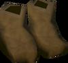 Ogre boots detail