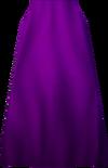 Robe bottoms (purple) detail