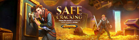 Safecracking head banner