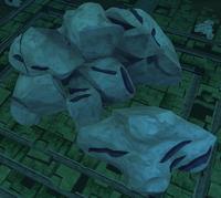 Bane ore Rockfall