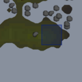 Dragontooth Island resource dungeon entrance location.png