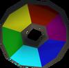 Glaze colour wheel detail