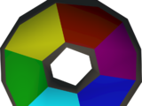 Glaze colour wheel