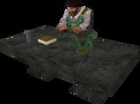 Green Gemstone Secretary