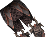 Malevolent greaves