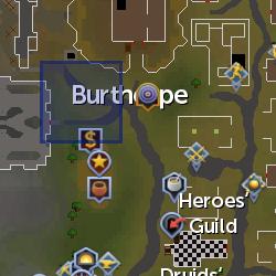 Mimic (NPC) location