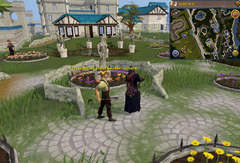 Pirate's Treasure final location