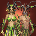 Satyr Outfit icon