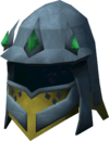 Skirmisher helm detail
