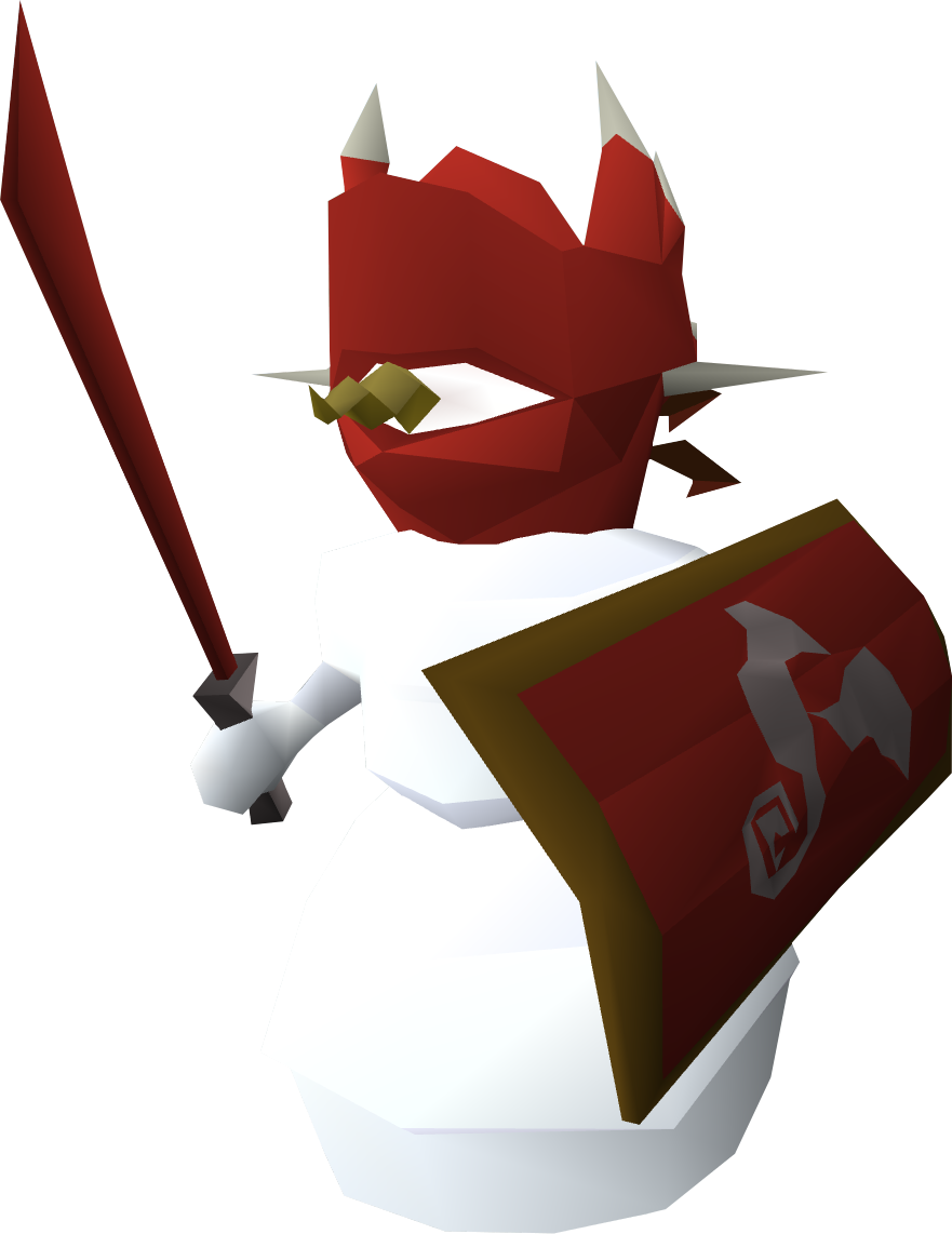 Dragon Snowman Runescape Wiki Fandom Powered By Wikia
