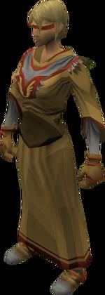 Armadylean diviner (skilled)